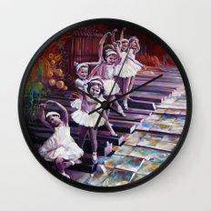 Satie Wall Clock
