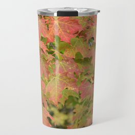Maple Leaves | Canada 150 | Nadia Bonello Travel Mug