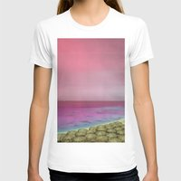 sunrise T-shirts featuring Sunrise by Sandy Broenimann