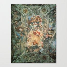 Fresco Masterpiece Canvas Print