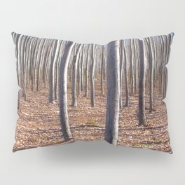 Lost but Happy Pillow Sham