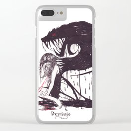 Demissio Clear iPhone Case