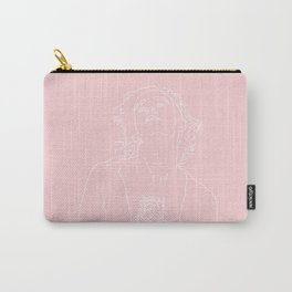 MATTY HEALY // PINK Carry-All Pouch
