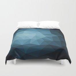 Dark Blue Duvet Cover