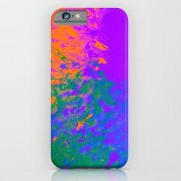 Iridescent Fury iPhone Case