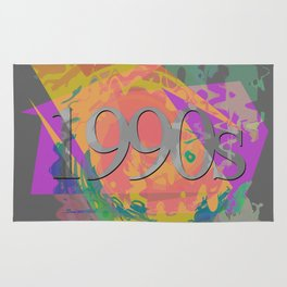 1990s Rug