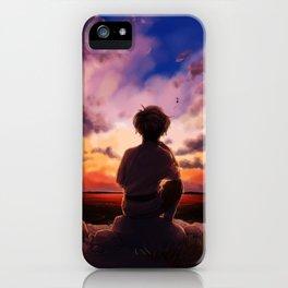 On the Horizon iPhone Case