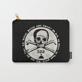 Skull & Bones Carry-All Pouch
