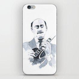 Joe Pass - Jazz iPhone Skin