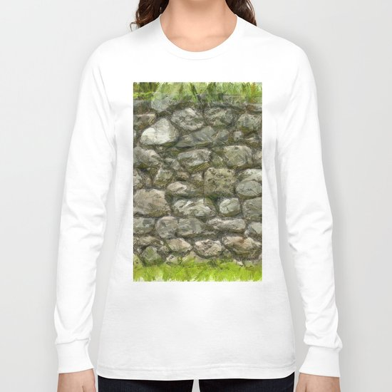 stone-wall Long Sleeve T-shirt
