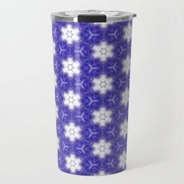 Purple Passion Pattern 10 Travel Mug
