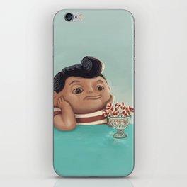 Tomorrow iPhone Skin