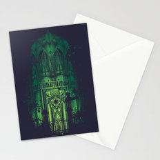 The Song Of Bats Stationery Cards