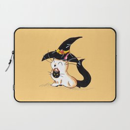 Salem Ghost Laptop Sleeve