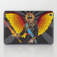 battlefield iPad Cases featuring Constantine by Canson City