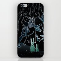 scary iPhone & iPod Skins featuring scary place     by Bunny Noir
