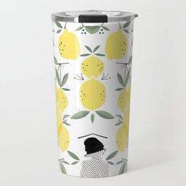 Lady of Lemon Drops Travel Mug