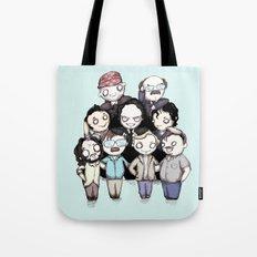 Serial Killers Tote Bag