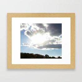 """ Amen "" Framed Art Print"