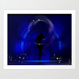 """Journey"" Art Print"
