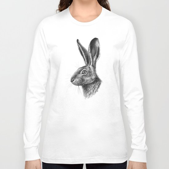 Hare profile G138 Long Sleeve T-shirt