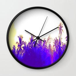 Goan Skyline Wall Clock