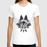 mononoke T-shirts featuring MONONOKE by kravic