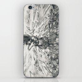 Shattered Abandon iPhone Skin