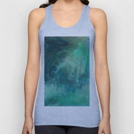 Abstract No. 339 Unisex Tank Top