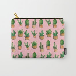 cactus pink, new cactus! Carry-All Pouch