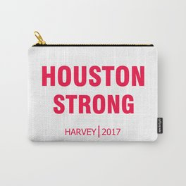 HOUSTON STRONG Carry-All Pouch