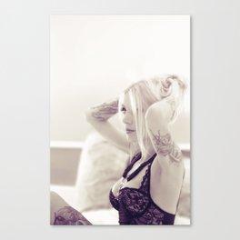 Miss 13 Manias Canvas Print