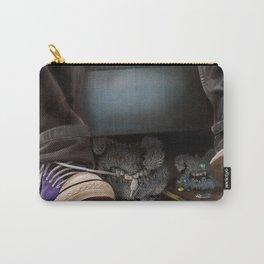 Dust Bunnies Carry-All Pouch