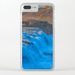 Faxi. Clear iPhone Case