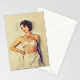 Lillian Bond, Vintage Actress Stationery Cards