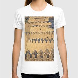 Khiva - silk road city wall T-shirt