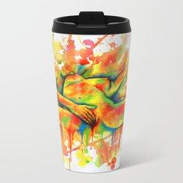 Colorful Climax Metal Travel Mug
