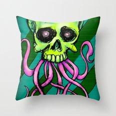 ä Skull Throw Pillow