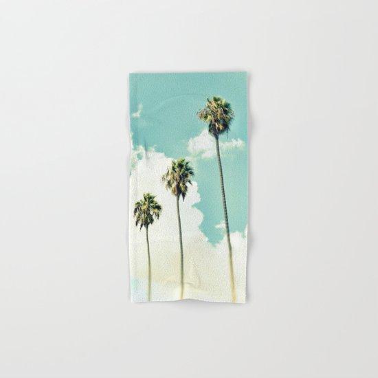 Paradise & Heaven Hand & Bath Towel