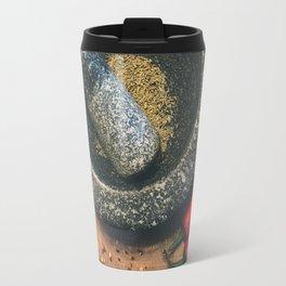 Mortar and Pestle. Travel Mug