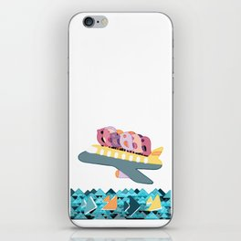 Sullygate: the Untold Story iPhone Skin