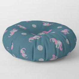 100% cotton pony Floor Pillow
