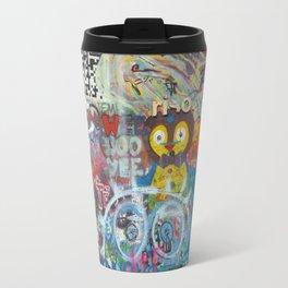 Graffiti Love Travel Mug