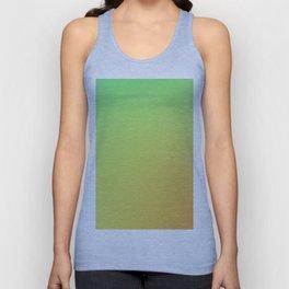GREEN DAYS - Minimal Plain Soft Mood Color Blend Prints Unisex Tank Top