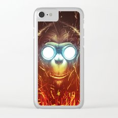 Monksmith II Clear iPhone Case