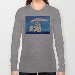 Mama Kitty Long Sleeve T-shirt