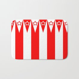 Big Top Stripes Bath Mat