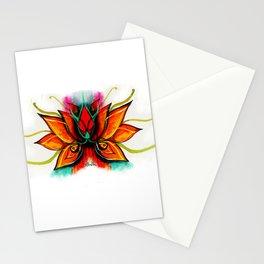 Flor de Loto Stationery Cards