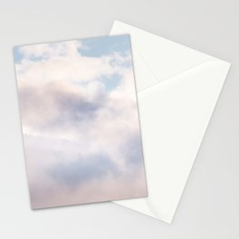 Mountains in the Clouds Stationery Cards