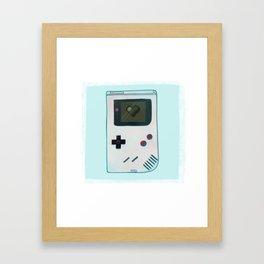 Gamer Pride Framed Art Print